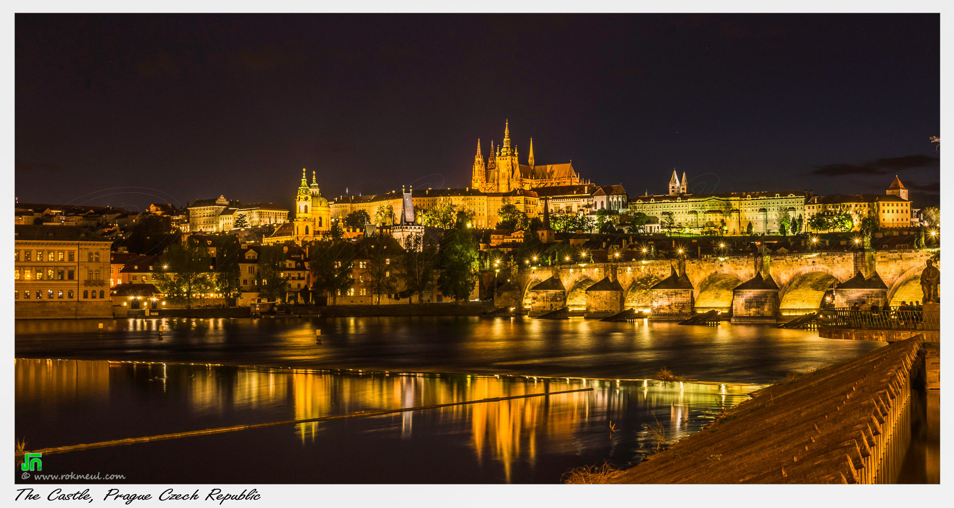 Prague, The Magical City